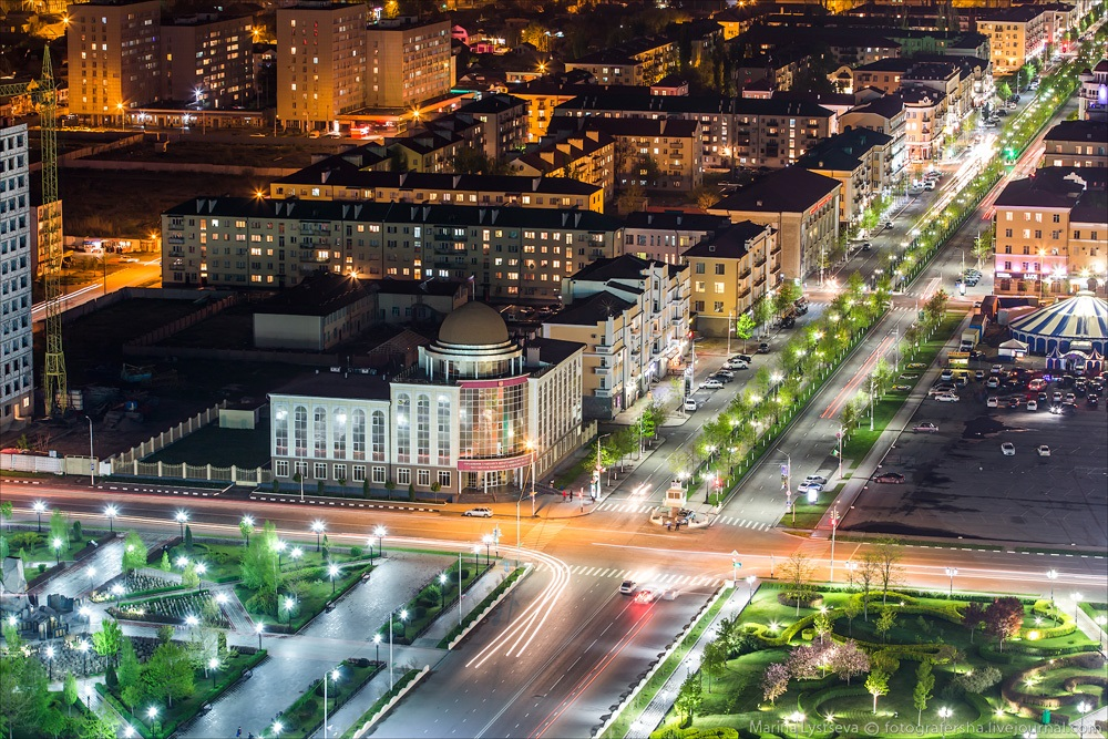Modern Grozny: Walking around the capital city of Chechen Republic - 65