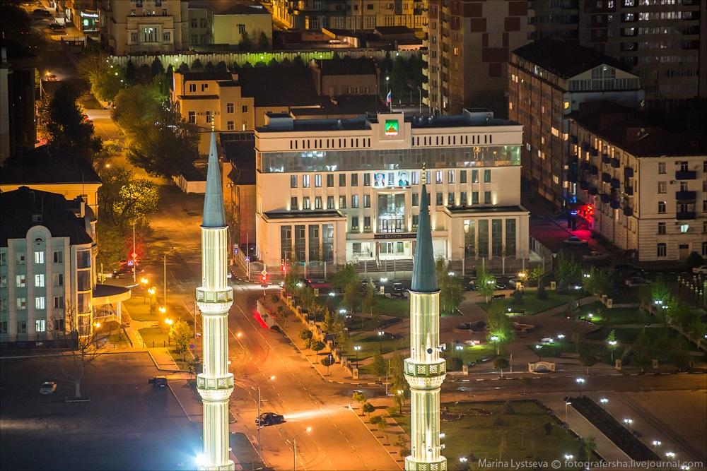Modern Grozny: Walking around the capital city of Chechen Republic - 70