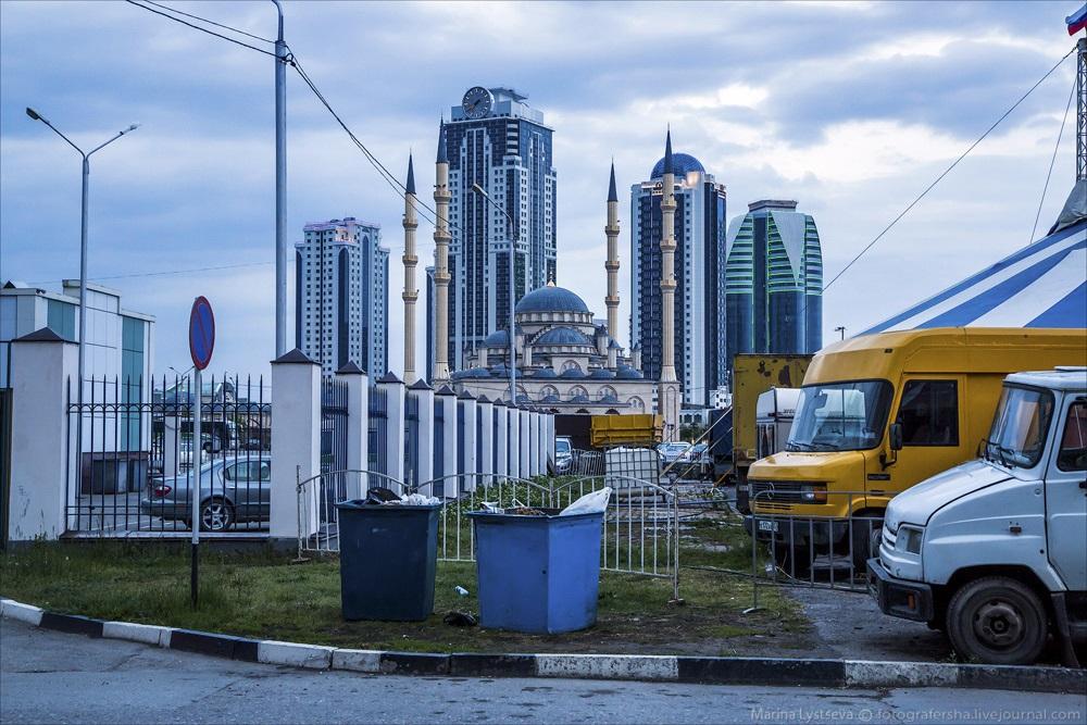 Modern Grozny: Walking around the capital city of Chechen Republic - 09