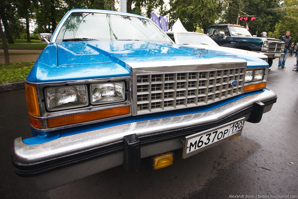 Retro Fest: 3rd festival of retro cars and antiques in Sokolniki Park - 36