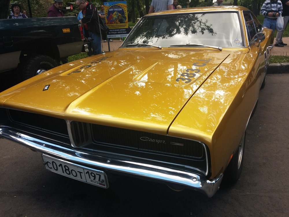 Retro Fest: 3rd festival of retro cars and antiques in Sokolniki Park - 55