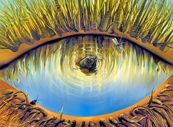 Russian Salvador Dali: Surrealistic paintings by Vladimir Kush - 11