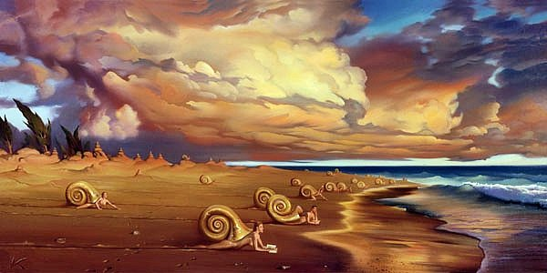 Russian Salvador Dali: Surrealistic paintings by Vladimir Kush - 13
