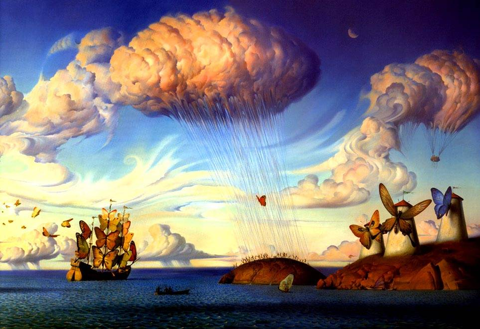Russian Salvador Dali: Surrealistic paintings by Vladimir Kush - 19