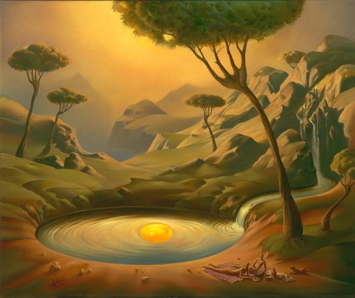 Russian Salvador Dali: Surrealistic paintings by Vladimir Kush - 02