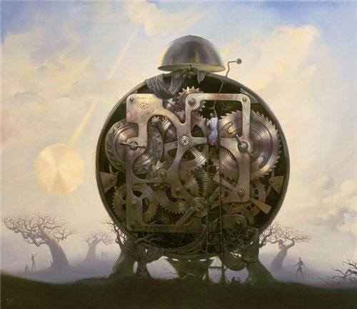 Russian Salvador Dali: Surrealistic paintings by Vladimir Kush - 21