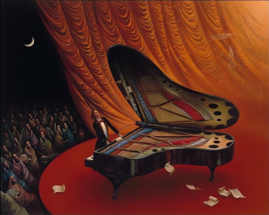 Russian Salvador Dali: Surrealistic paintings by Vladimir Kush - 29