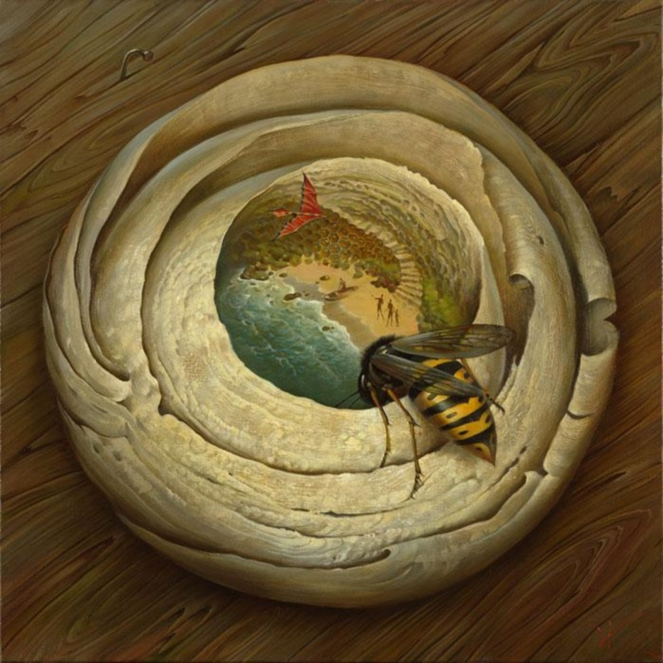 Russian Salvador Dali: Surrealistic paintings by Vladimir Kush - 30