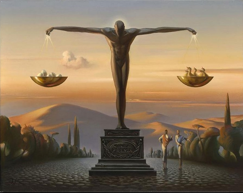 Russian Salvador Dali: Surrealistic paintings by Vladimir Kush - 33