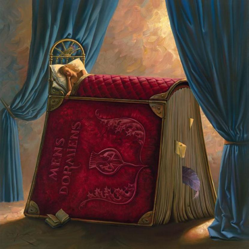 Russian Salvador Dali: Surrealistic paintings by Vladimir Kush - 34