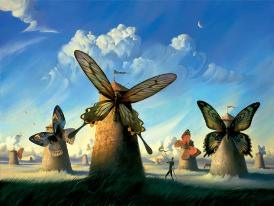 Russian Salvador Dali: Surrealistic paintings by Vladimir Kush - 37