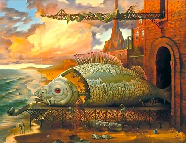 Russian Salvador Dali: Surrealistic paintings by Vladimir Kush - 38
