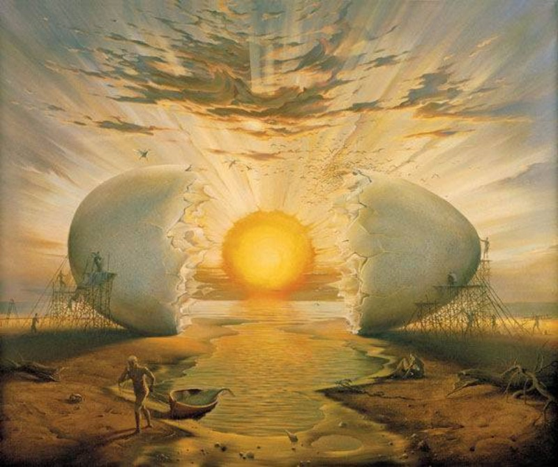 Russian Salvador Dali: Surrealistic paintings by Vladimir Kush - 58