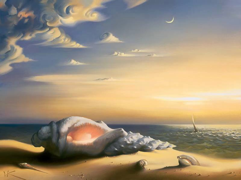 Russian Salvador Dali: Surrealistic paintings by Vladimir Kush - 06