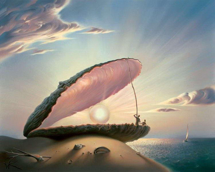 Russian Salvador Dali: Surrealistic paintings by Vladimir Kush - 60