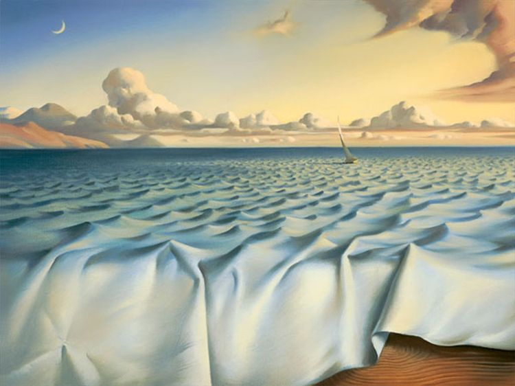 Russian Salvador Dali: Surrealistic paintings by Vladimir Kush - 63