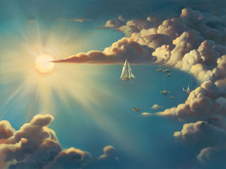 Russian Salvador Dali: Surrealistic paintings by Vladimir Kush - 67