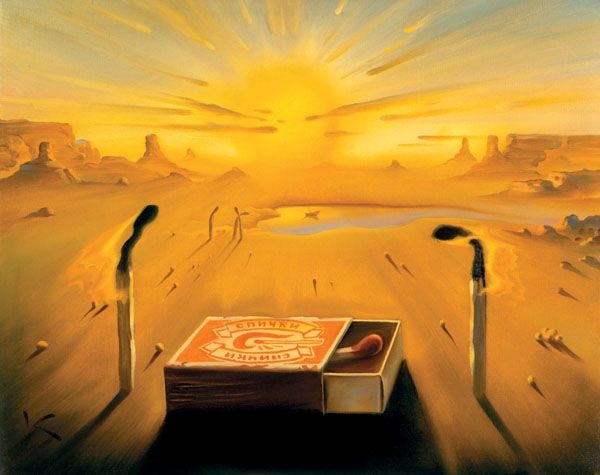 Russian Salvador Dali: Surrealistic paintings by Vladimir Kush - 68