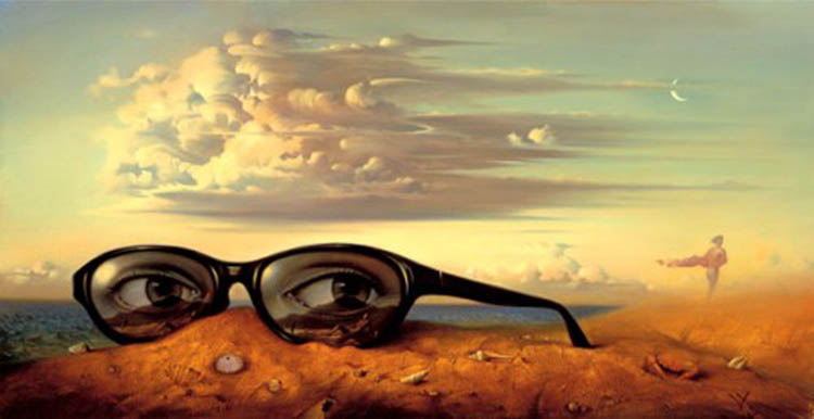 Russian Salvador Dali: Surrealistic paintings by Vladimir Kush - 69