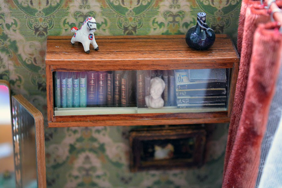 Soviet Russia in miniature: A model of a grandma's flat from 1970s - 13