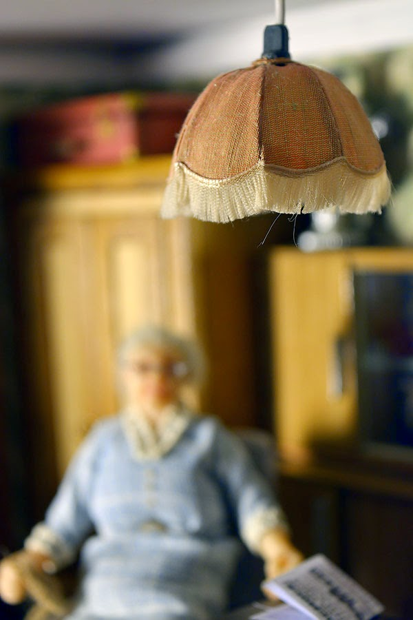 Soviet Russia in miniature: A model of a grandma's flat from 1970s - 14