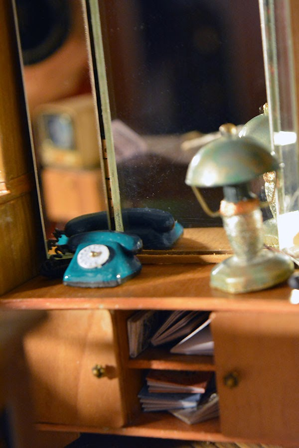 Soviet Russia in miniature: A model of a grandma's flat from 1970s - 17
