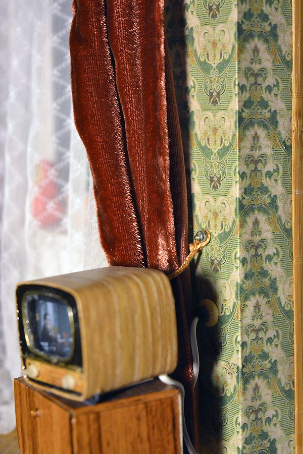 Soviet Russia in miniature: A model of a grandma's flat from 1970s - 21