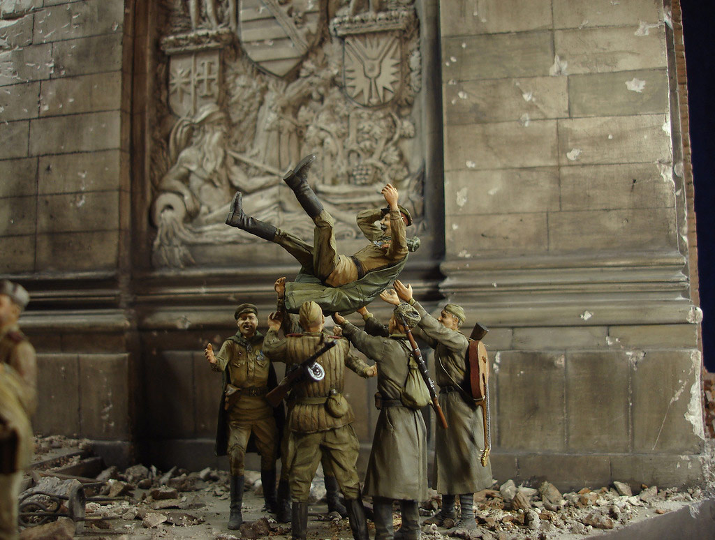 Stalingrad - Berlin: Double model of two moments of World War II - 39