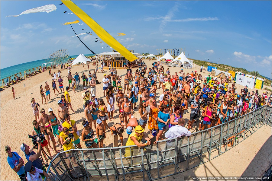 BeeCamp 2014: Festival of music and sport on a Black Sea's shore - 18