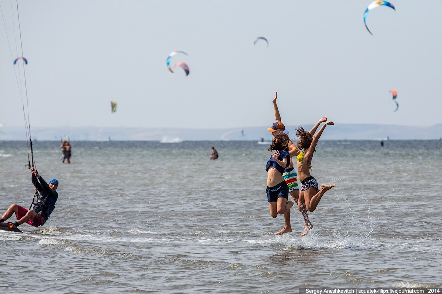 BeeCamp 2014: Festival of music and sport on a Black Sea's shore - 40