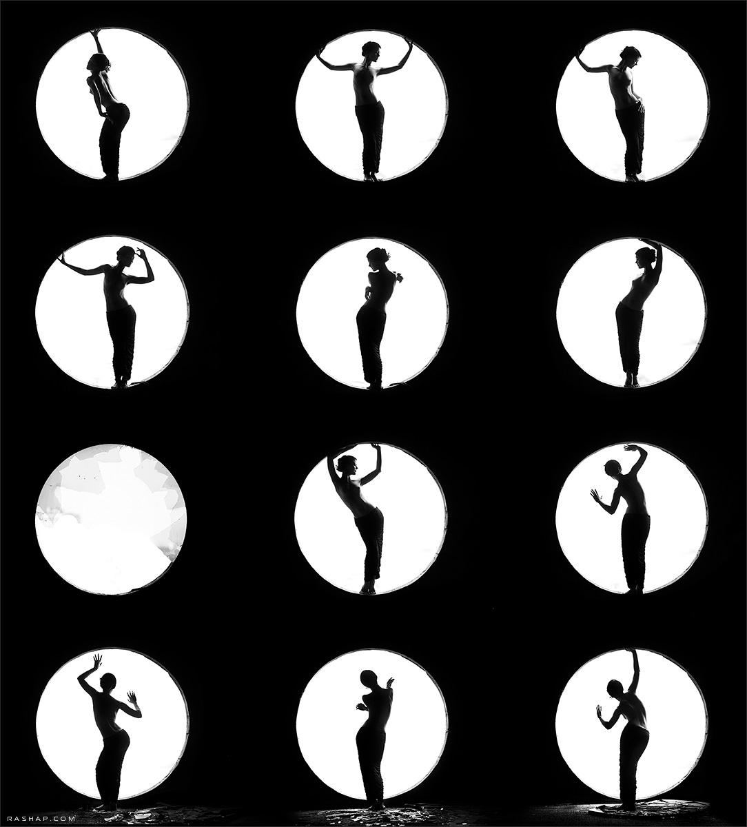 Charming black & white pictures by a photographer Ilya Rashap - 19