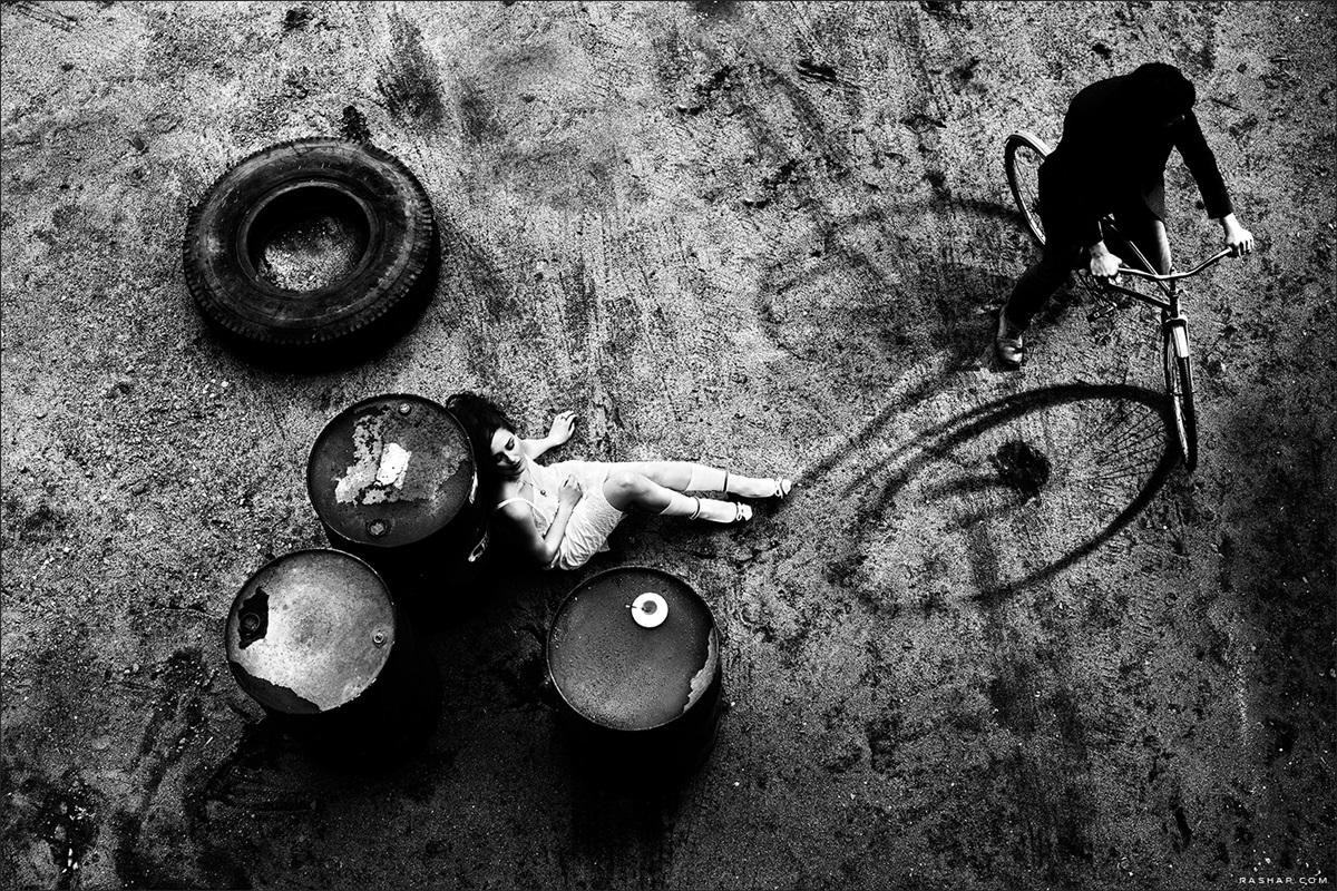 Charming black & white pictures by a photographer Ilya Rashap - 20
