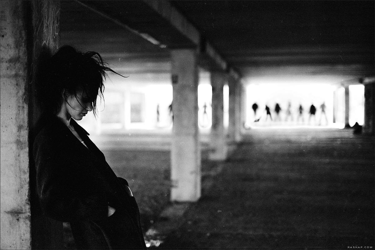 Charming black & white pictures by a photographer Ilya Rashap - 22