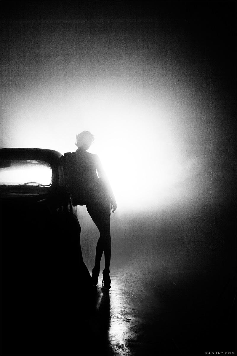 Charming black & white pictures by a photographer Ilya Rashap - 26