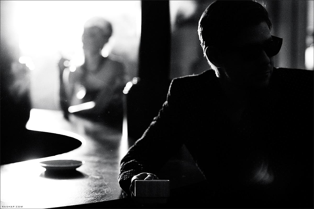 Charming black & white pictures by a photographer Ilya Rashap - 28