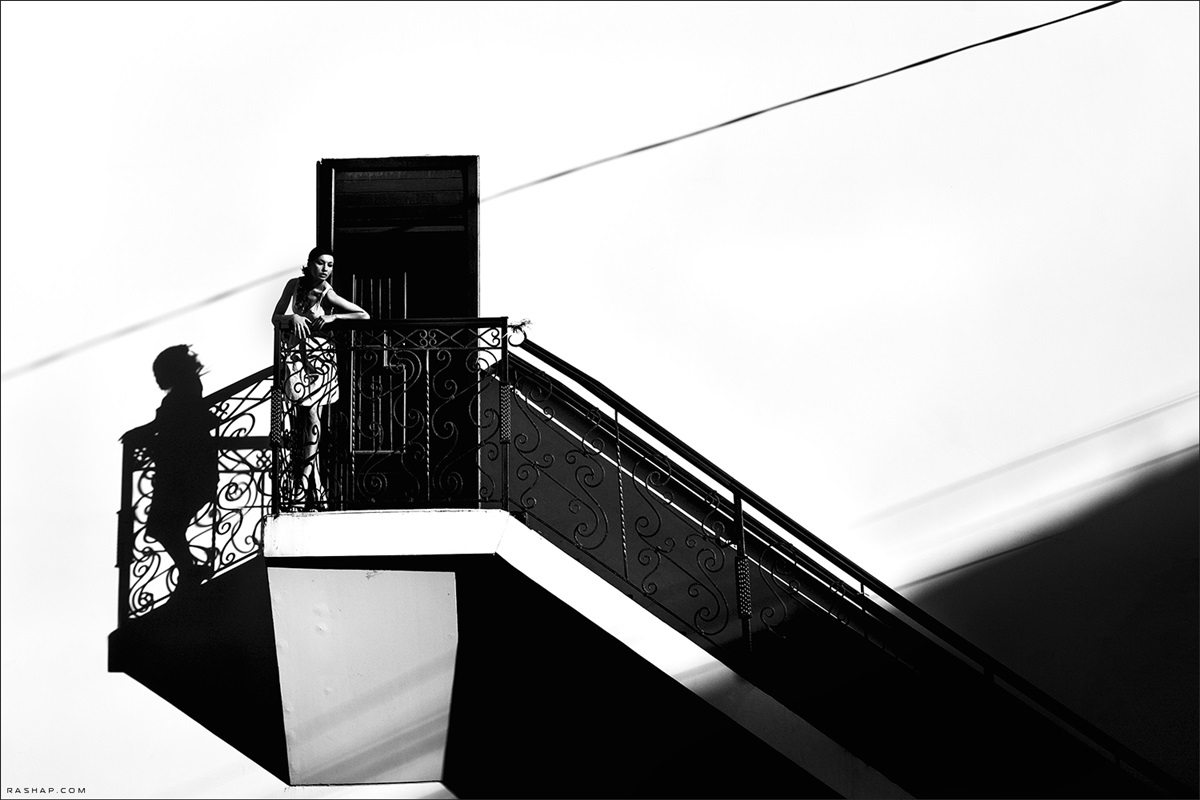 Charming black & white pictures by a photographer Ilya Rashap - 03