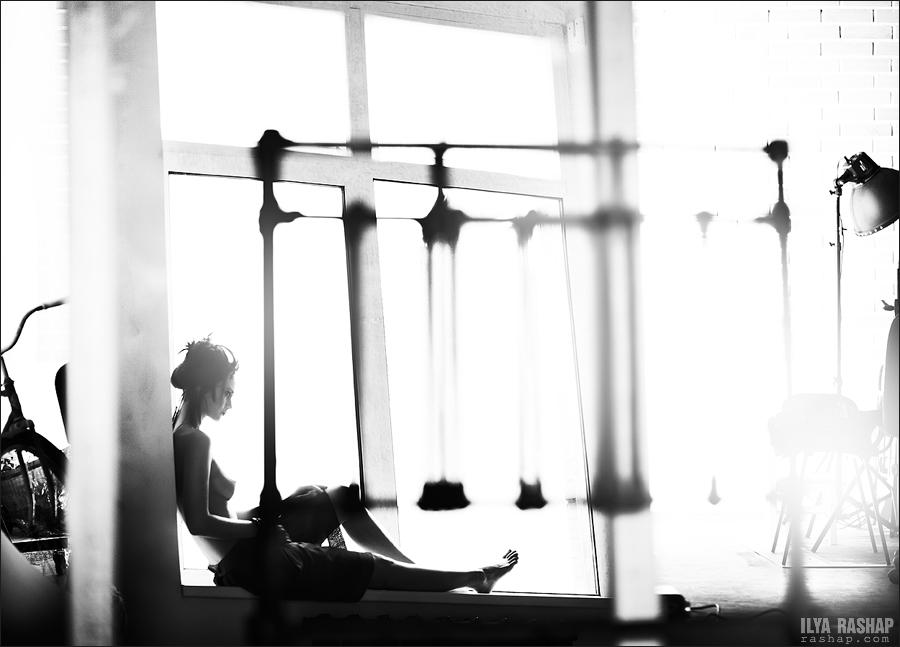 Charming black & white pictures by a photographer Ilya Rashap - 39