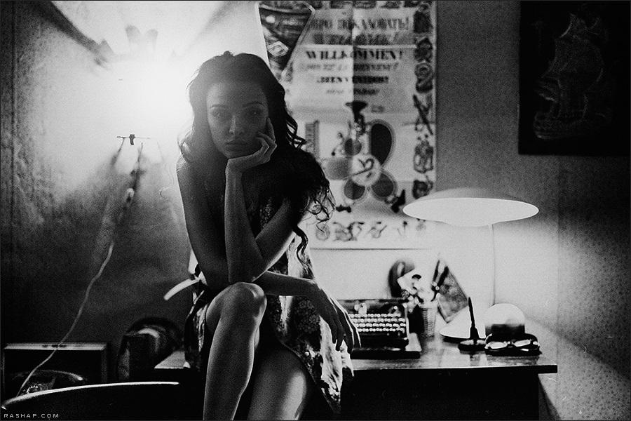 Charming black & white pictures by a photographer Ilya Rashap - 42