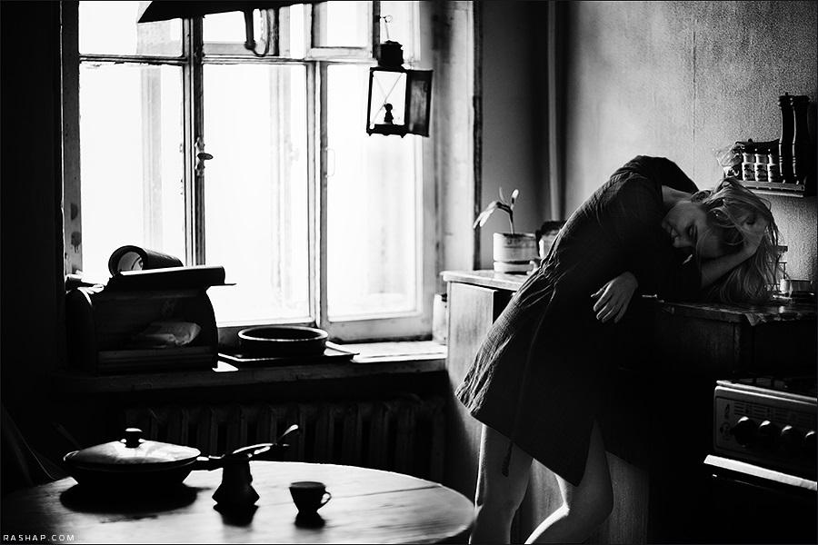 Charming black & white pictures by a photographer Ilya Rashap - 45