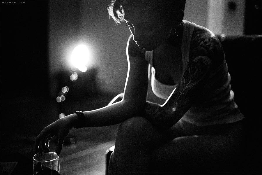 Charming black & white pictures by a photographer Ilya Rashap - 47