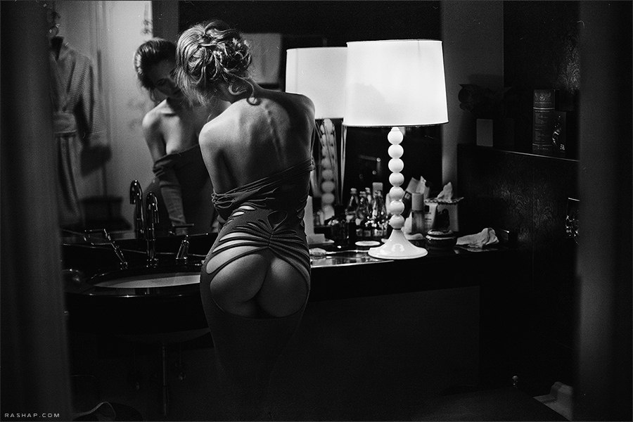 Charming black & white pictures by a photographer Ilya Rashap - 48