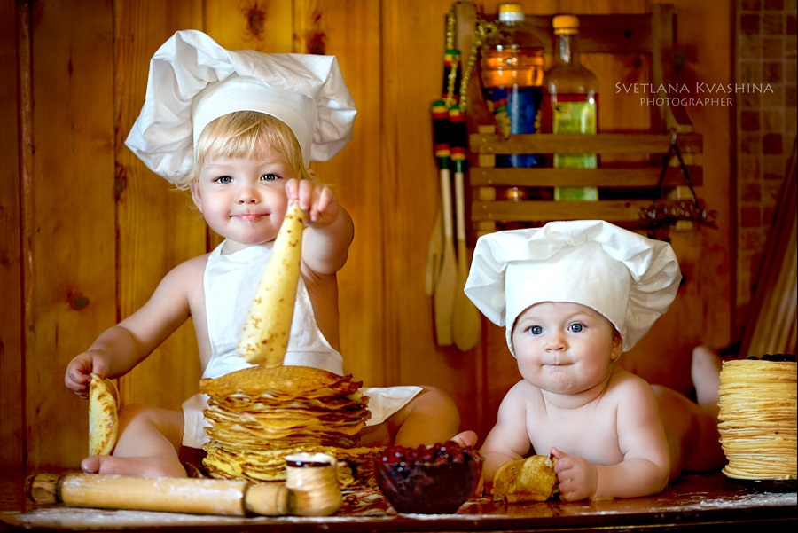 Children's happiness: Photos of lovely kids by Svetlana Kvashina - 11