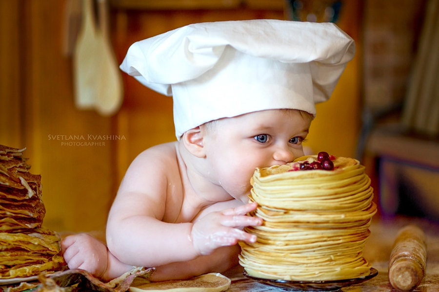 Children's happiness: Photos of lovely kids by Svetlana Kvashina - 12