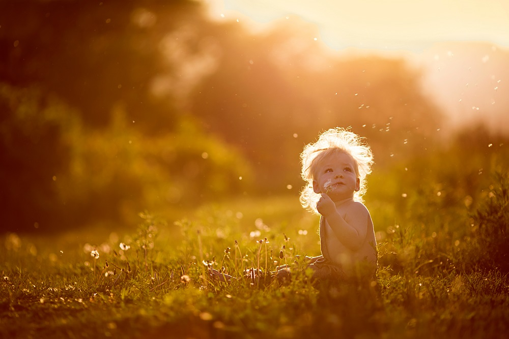Children's happiness: Photos of lovely kids by Svetlana Kvashina - 15