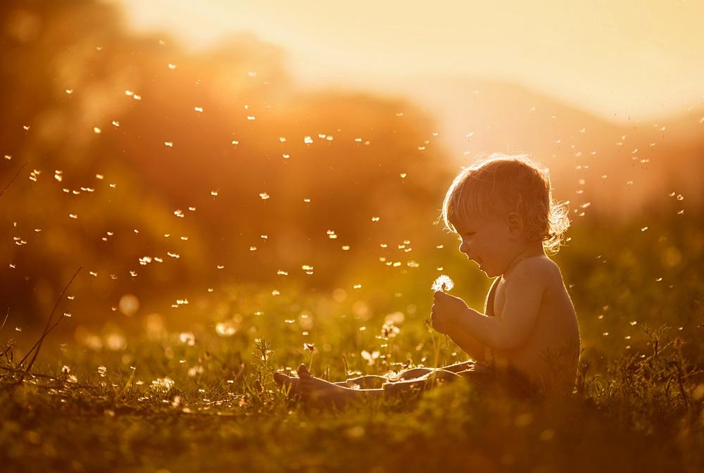 Children's happiness: Photos of lovely kids by Svetlana Kvashina - 16