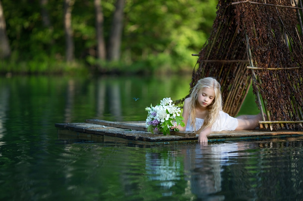 Children's happiness: Photos of lovely kids by Svetlana Kvashina - 17
