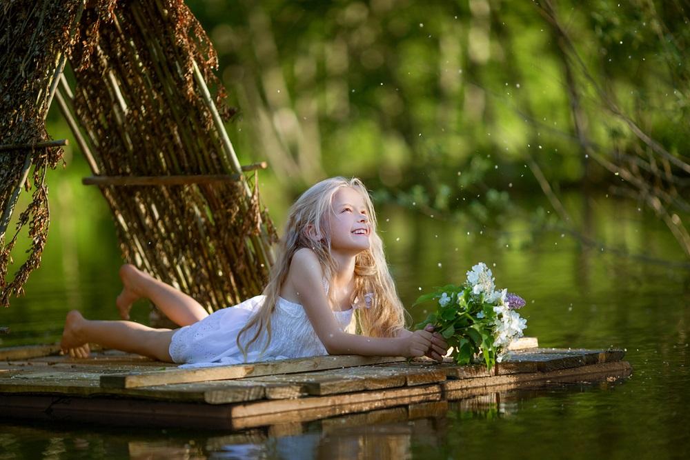 Children's happiness: Photos of lovely kids by Svetlana Kvashina - 19