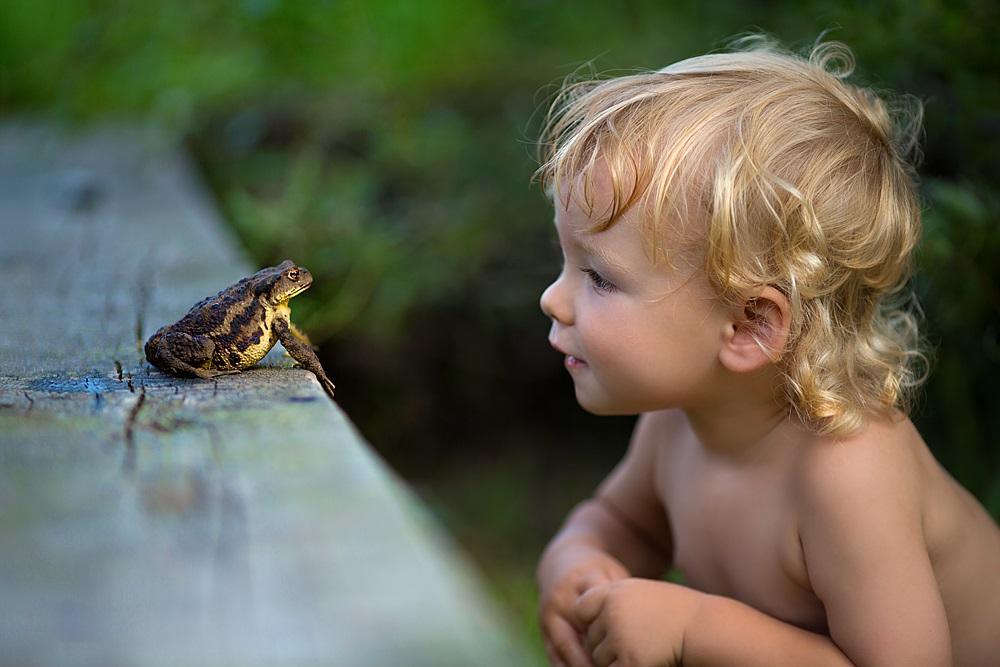 Children's happiness: Photos of lovely kids by Svetlana Kvashina - 24