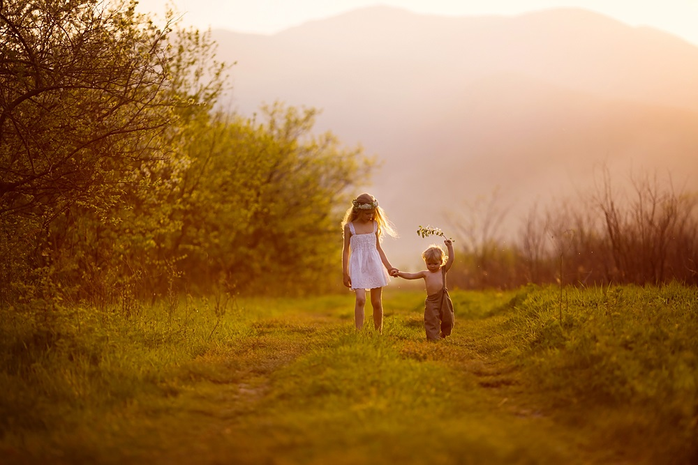 Children's happiness: Photos of lovely kids by Svetlana Kvashina - 25