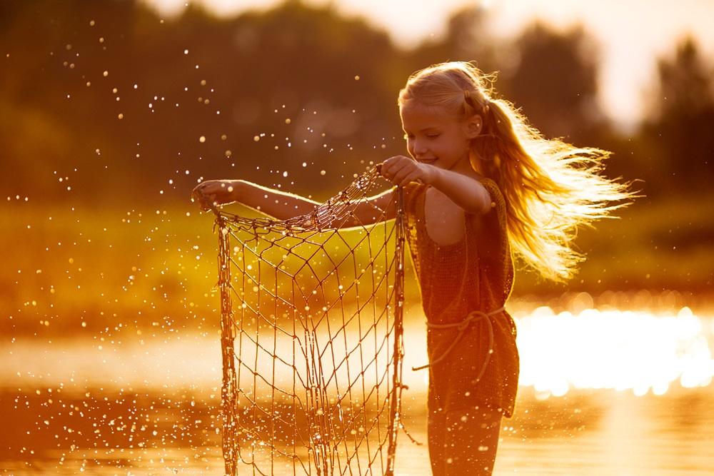 Children's happiness: Photos of lovely kids by Svetlana Kvashina - 26